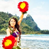 Les îles du Pacifique ont de quoi pour combler de bonheur ses visiteurs