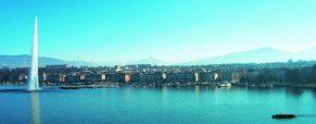 Voyage en Suisse, à la découverte du lac Léman et ses environs