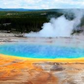 Yellowstone, le parc national le plus incontournable des Etats-Unis