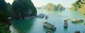 Séjour au Vietnam, quelques conseils pour découvrir la Baie d'Halong