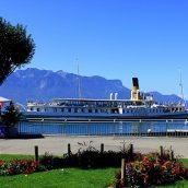 Séjour en Suisse: visiter la ville de Lausanne