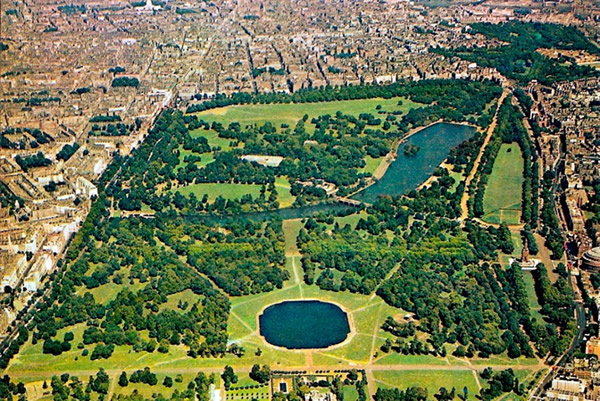 Angleterre - Londres - Hyde Park