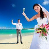 L'île Maurice à travers les yeux d'un photographe de mariage