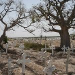 joal Fadiouth le cimetière