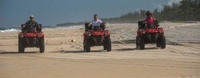 Aventure en quad sur la Côte-est de Madagascar