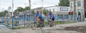 Visitez la région du Niagara tout en faisant du vélo !