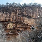Découvrir des lieux magnifiques à Tianshui, lors d'une escapade en Chine