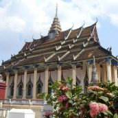 Battambang : son architecture, son train, son cirque.