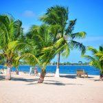 Placencia Belize Amérique centrale