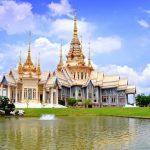 Thaïlande temple