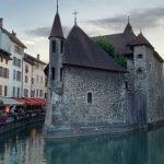 Annecy ville ruelle