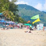 plage à Koh Samui, Thaïlande