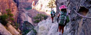 Faire une découverte mémorable du parc national de Zion aux USA