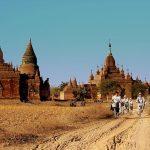 temple au Myanmar