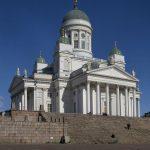 Lutheran Cathedral Helsinki Finlande