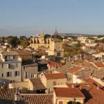 Salon-de-Provence, en France