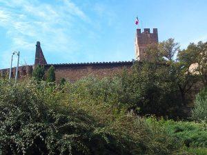 Le Chateau de l'Empéri, France