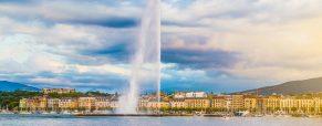 A la conquête de Genève depuis l'aéroport d'Orly