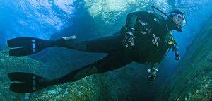 la plongée sous-marine, Bretagne