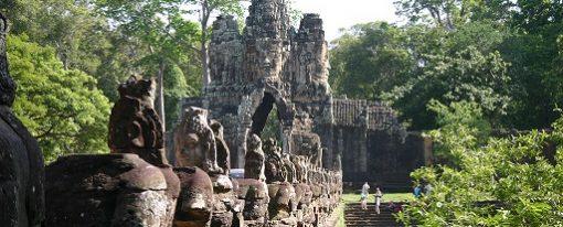 La meilleure saison à Angkor, Cambodge, c'est maintenant !!