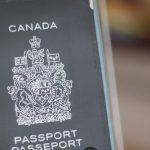 passeport et visa, Canada