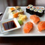 sushi au Japon