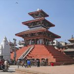Le temple Maju Deval