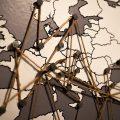 Préparation d'un court séjour en Europe