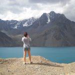 Paysage montagneux au Chili