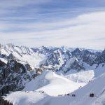 vacances à Chamonix, en France