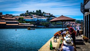 Portugal Porto Eat Hill River Old Town Tourism