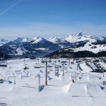 Ski en Haute Savoie, France