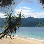 Plage Comores, Afrique, Océan Indien