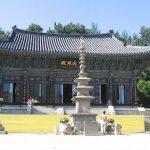 Temple de Bongeunsa, en Corée du Sud
