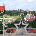 Luanda, en Angola, Afrique