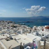 Croisière en Grèce : les escales de choix à visiter dans les îles grecques