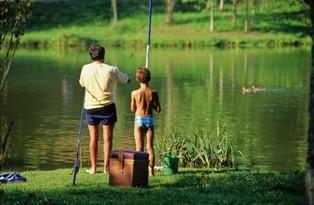 Pêcher le silure lors de ses vacances en France