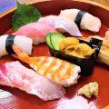 Sushi, plat typiquement japonais