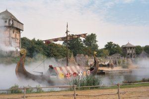 Bateau de pirate, Puy du fou en France