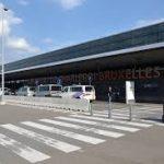 aéroport, Bruxelles