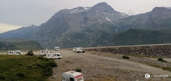 voyage en camping car