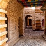 Médina, au Maroc