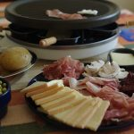 raclette à Annecy