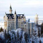 Château de Neuschwanstein, en Allemagne