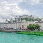 Salzbourg, Autriche, en Europe