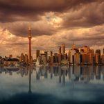 Toronto dans l'Ontario, au Canada
