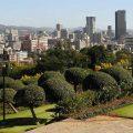 Pretoria, en Afrique du Sud