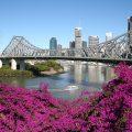Voyage en Australie, Brisbane