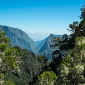 Les cirques de La Réunion