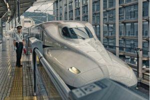 Séjour au Japon, Shinkansen